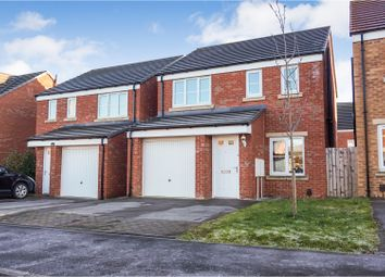 Thumbnail 3 bed detached house for sale in Swarcliffe Avenue, Leeds