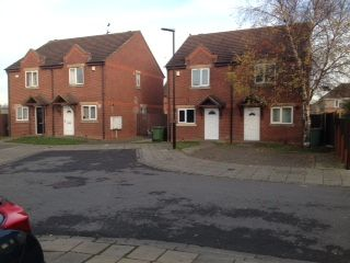 Thumbnail 2 bed semi-detached house to rent in Garston Grove, Hartlepool