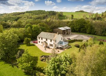 Thumbnail 5 bedroom country house for sale in Lime Rigg, Hesket Newmarket, Wigton, Cumbria