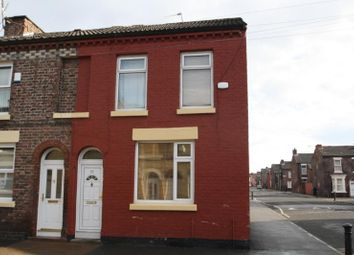 Thumbnail 3 bed terraced house to rent in Gwendoline Street, Liverpool