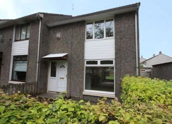 Thumbnail 2 bedroom end terrace house for sale in Ralston Court, Glenrothes, Fife