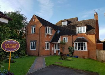 Thumbnail 4 bed detached house for sale in Fairfax Rise, Naseby, Northampton