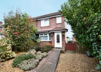 Thumbnail 3 bedroom end terrace house to rent in James Road, Havant