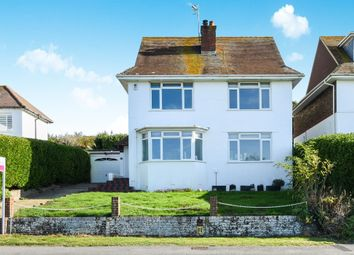 Thumbnail 4 bed detached house for sale in Newlands Road, Rottingdean, Brighton