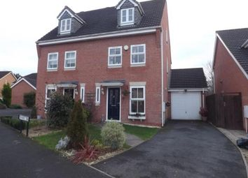 Thumbnail 3 bed semi-detached house for sale in Penshurst Road, Bromsgrove