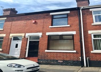 Thumbnail 3 bed terraced house to rent in Langley Street, Stoke-On-Trent