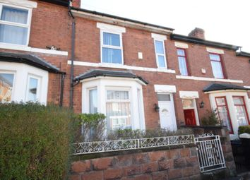 Thumbnail 3 bed terraced house for sale in Stonehill Road, New Normanton, Derby