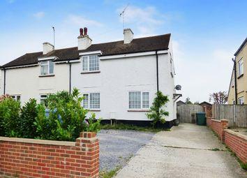 Thumbnail 3 bed semi-detached house for sale in Flansham Lane, Felpham, Bognor Regis