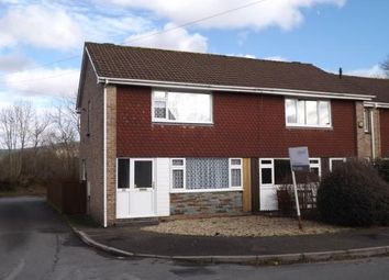 Thumbnail 2 bed end terrace house for sale in Cox Tor Road, Tavistock