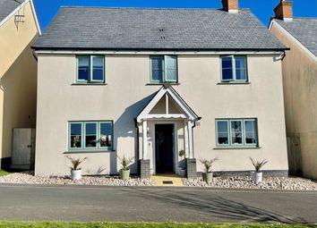 Harveys Walk, Loddiswell, Kingsbridge TQ7. 4 bed detached house for sale