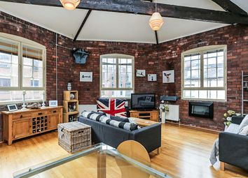 Thumbnail 3 bed flat for sale in Brooklyn Works, Green Lane, Sheffield