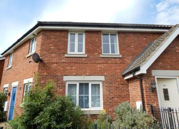 Thumbnail 2 bed flat to rent in Lobelia Lane, Cringleford, Norwich