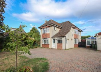 Thumbnail 4 bed detached house for sale in Poplar Road, Warmley, Bristol