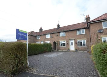 Thumbnail 3 bed terraced house for sale in Geldgate, Ampleforth, York