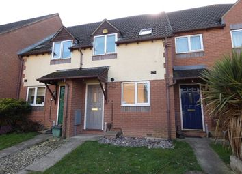 Thumbnail 2 bed terraced house for sale in Hasfield Close, Quedgeley, Gloucester