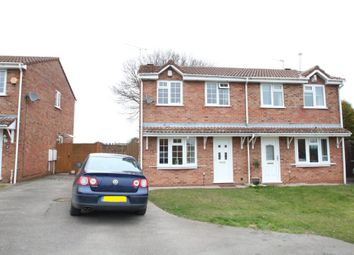 Thumbnail 3 bed semi-detached house for sale in Chesterton Drive, Galley Common, Nuneaton