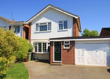 Thumbnail 3 bed detached house for sale in West End, Cholsey, Wallingford