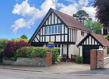 4 bed detached house for sale in Grange Road, West Cross, Swansea SA3