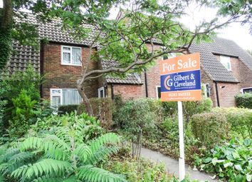 Thumbnail 4 bed town house for sale in Croft Mead, Chichester