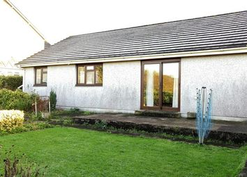 Thumbnail 3 bed detached bungalow to rent in Cott Road, Lostwithiel
