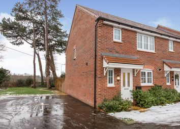 Thumbnail 3 bed end terrace house for sale in Golden Nook Road, Cuddington, Northwich, Cheshire