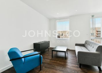 Thumbnail 3 bed flat to rent in Samuel Building, Royal Albert Wharf