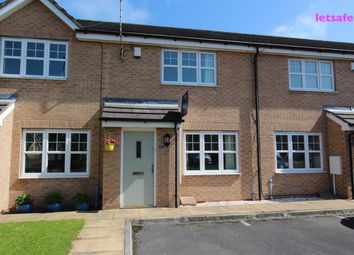 Thumbnail 2 bed terraced house to rent in Briar Vale, Monkseaton, Whitley Bay.