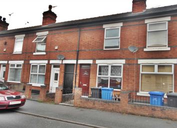 Thumbnail 2 bed terraced house to rent in Randolph Road, Derby