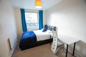 Thumbnail 4 bed shared accommodation to rent in Granville Court, Shoreditch