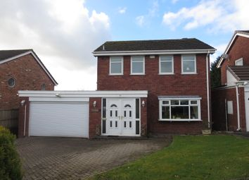 Thumbnail 3 bed detached house for sale in Beechwood Close, Clayton, Newcastle