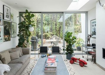 Thumbnail 3 bed end terrace house for sale in Willes Road, London