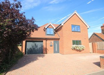 Thumbnail 3 bed detached house for sale in Wantage Road, Great Shefford, Hungerford