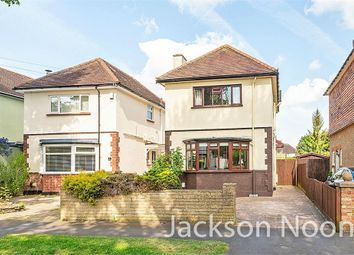 Thumbnail 3 bed detached house for sale in Chesterfield Road, West Ewell, Epsom