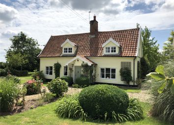 Thumbnail 4 bed detached house for sale in Battlesea Green, Stradbroke, Eye, Suffolk