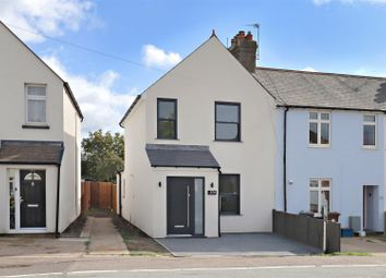 Thumbnail 3 bed end terrace house for sale in Shenley Road, Borehamwood
