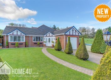 Thumbnail 4 bed detached house for sale in Wood Lane, Hawarden, Deeside