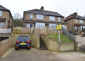Thumbnail 3 bed semi-detached house for sale in Kingsmead Road, High Wycombe