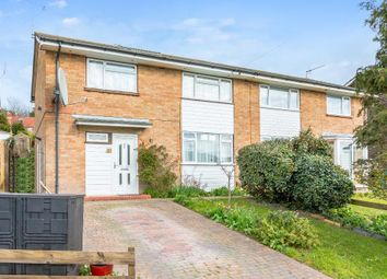 Thumbnail 4 bed semi-detached house for sale in Locks Crescent, Portslade, East Sussex