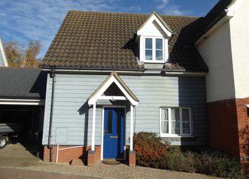 Thumbnail 2 bedroom property to rent in Woodlark Drive, Stowmarket