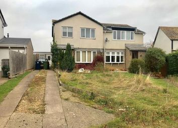 Thumbnail 3 bed semi-detached house for sale in Manor Farm Court, Perry, Huntingdon, Cambridgeshire