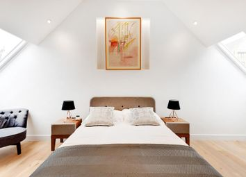 Thumbnail 3 bed flat for sale in President Drive, London