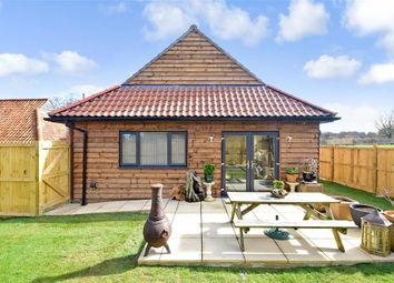 Thumbnail 3 bed detached bungalow for sale in Gore Lane, Eastry, Sandwich, Kent