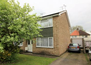 Thumbnail 3 bed semi-detached house for sale in Kingsmere, Benfleet