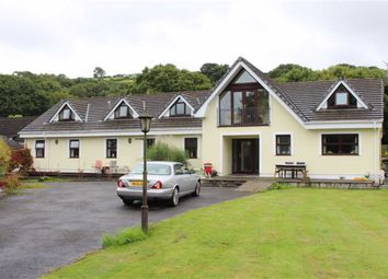 Thumbnail 7 bed detached house for sale in Penclawdd, Swansea