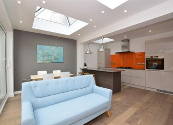 Thumbnail 3 bedroom flat for sale in Warren Road, London