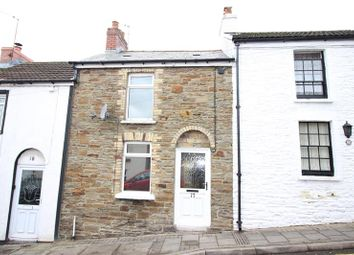 Thumbnail 1 bed terraced house to rent in Lewis Street, Machen, Caerphilly