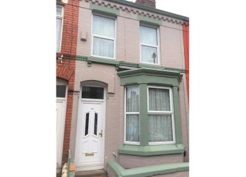 Thumbnail 2 bed terraced house for sale in Kelso Road, Liverpool