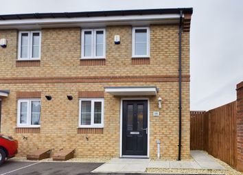 Thumbnail 2 bed semi-detached house for sale in Cedarwood Road, Middlesbrough