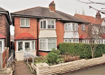 Thumbnail 3 bed semi-detached house for sale in Cranbrook Road, Handsworth