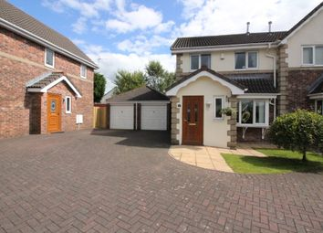 Thumbnail 3 bed semi-detached house for sale in Westmorland Close, Darwen